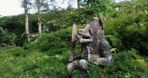 Patung-Lembu-Suro-di-Kediri